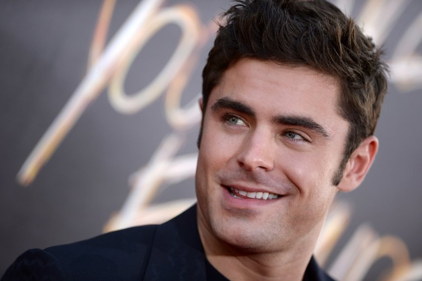 Zac Efron à la première du film We Are Your Friends le 20 août 2015, à Los Angeles.