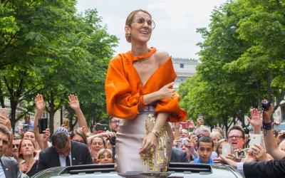 aba9483ebf296 Céline Dion lance sa marque de vêtements unisexes pour enfants