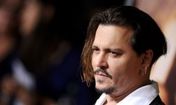 Johnny Depp, proche de sa fille Lily-Rose