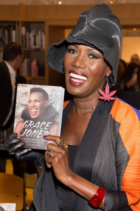 Grace Jones : méprise sur son sexe !