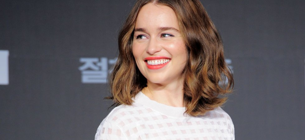 Emilia Clarke : la star de Game of Thrones élue femme la plus sexy du monde