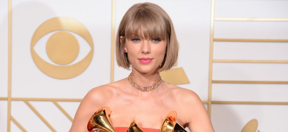 Taylor Swift adopte le carré bob