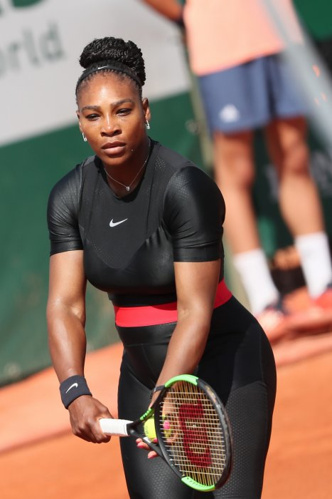 Serena Williams fait sensation