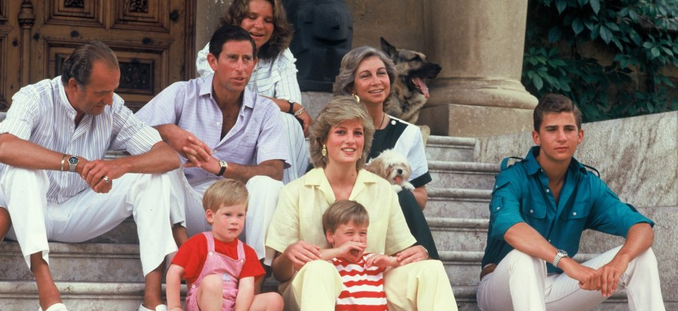 William et Harry au coeur d'un documentaire télé sur la mort de Lady Di