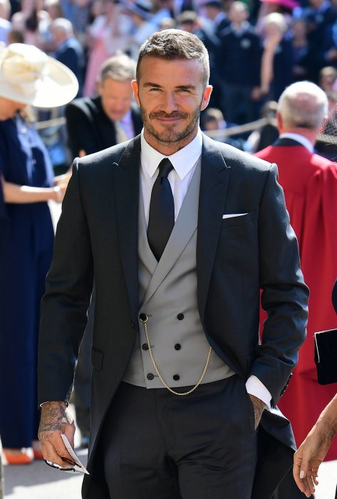 David Beckham : le camping grand luxe