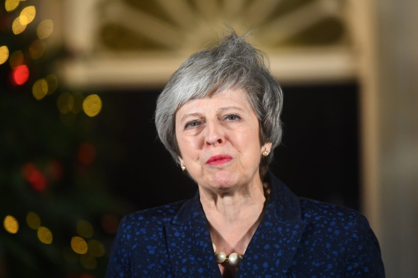 Theresa May, diabétique et dirigeante