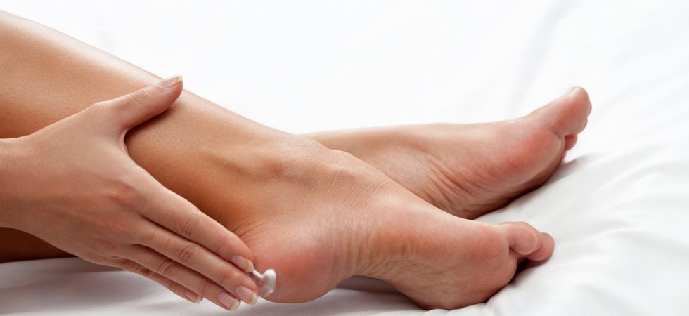3 astuces insolites pour hydrater ses pieds