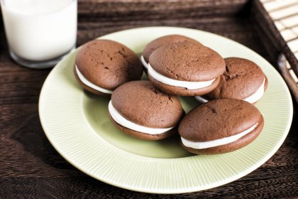 Whoopies aux marshmallows