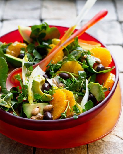 Salade aux agrumes