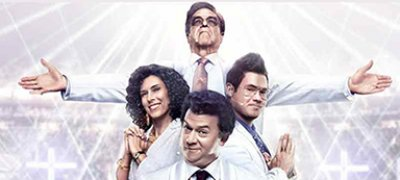 The Righteous Gemstones, famille pas très catholique sur OCS City