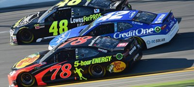Monster Energy Nascar Cup Series. La course mythique sur AB Moteurs