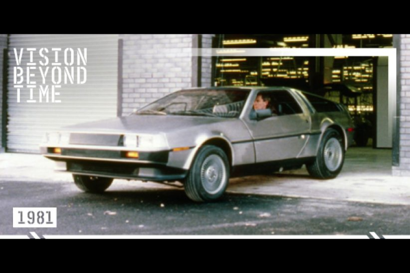 Italdesign rend hommage à la DeLorean DMC-12