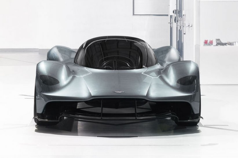L'Aston Martin AM-RB 001 à Toronto