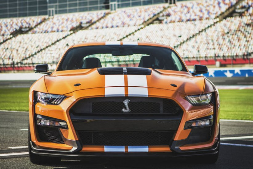 Mustang GT500 : Ford offre le stage