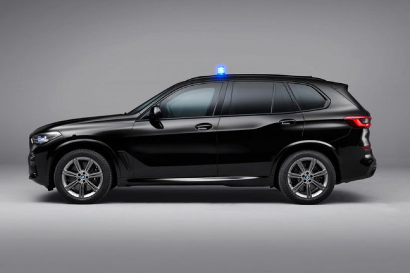 BMW X5 Protection VR6 : blindé