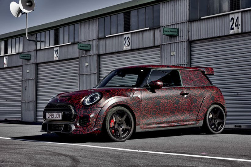 Tarif de la MINI GP John Cooper Works 2020