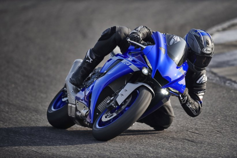 Nouvelle Yamaha YZF-R1 2020
