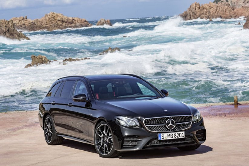 Mercedes-AMG E43 4MATIC break