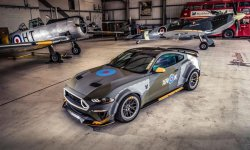One-off Eagle Squadron Mustang GT