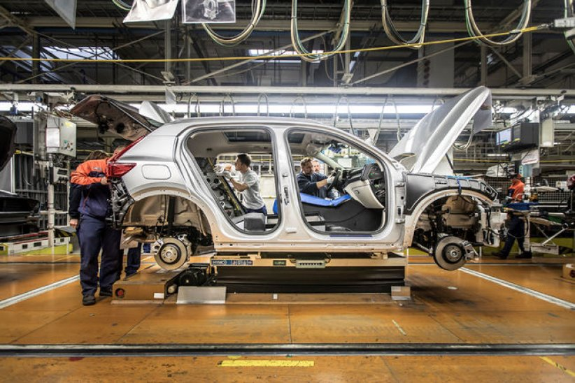 Volvo XC40 : production lancée