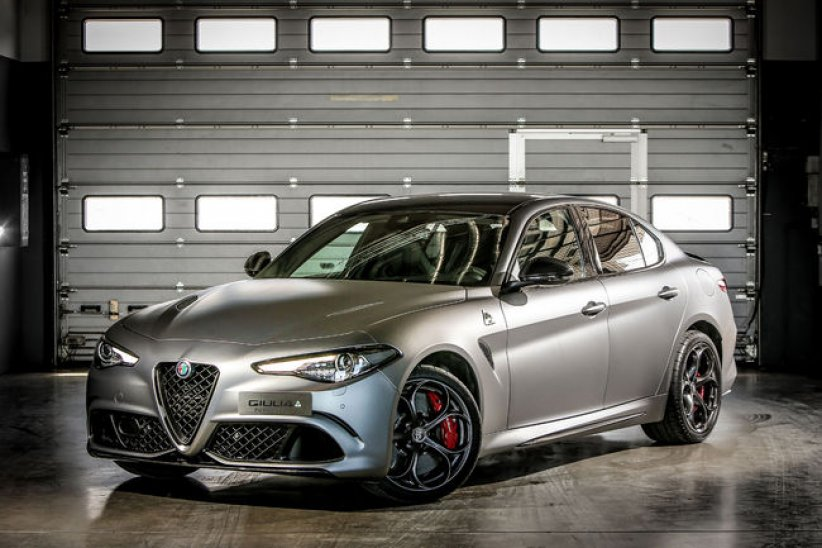 Éditions limitées Alfa Romeo NRING