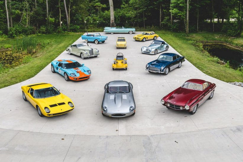 RM Sotheby's : vente de la collection Elkhart