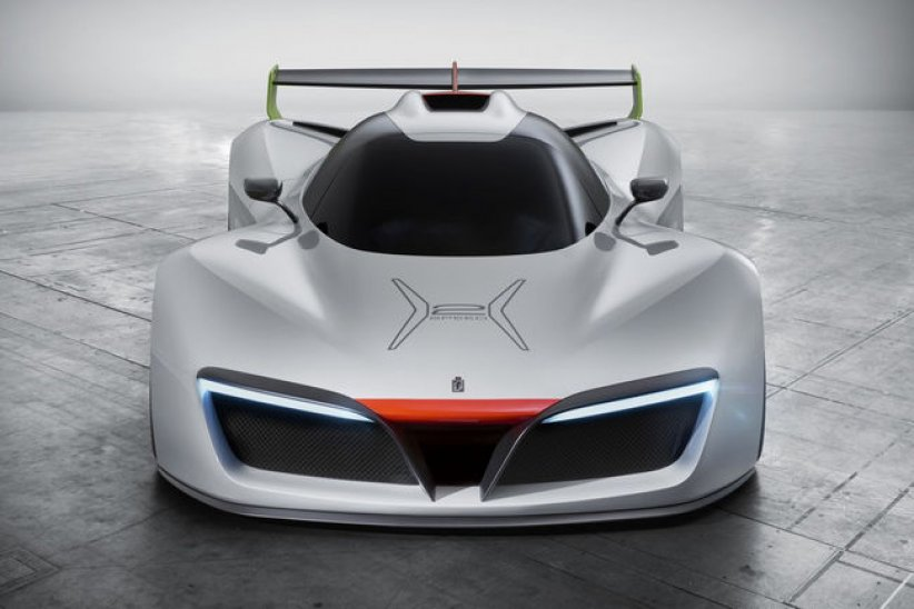 Le concept Pininfarina H2 Speed vers la production ?