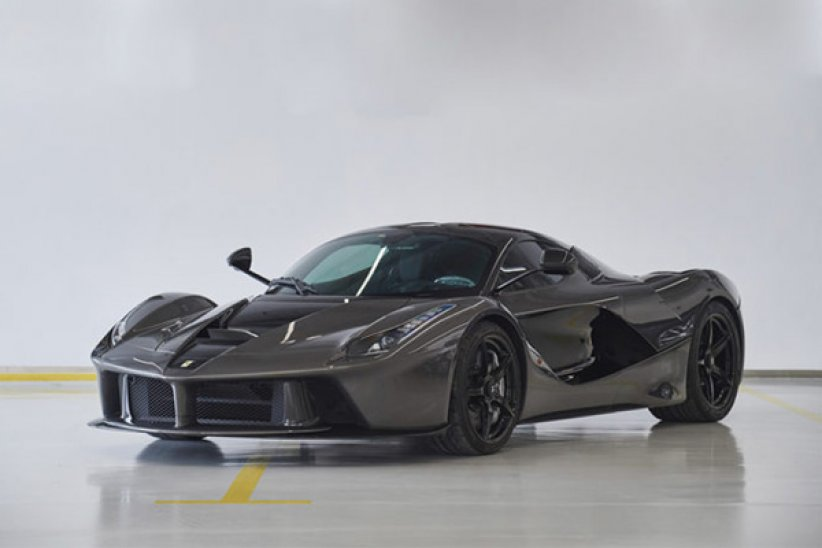 Bonhams : deux LaFerrari à Goodwood
