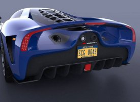 La SCG 004S sera accessible dès 460 000 $