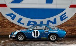 Goodwood : le beau programme Alpine