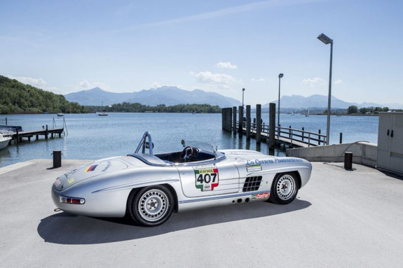 Bonhams : Mercedes 300 SLS 1957