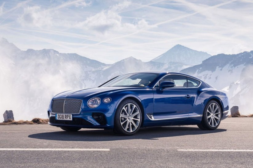 Bentley honore ses petites mains