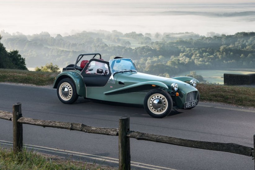 La Caterham Seven Sprint sold-out