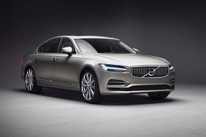 Concept Volvo S90 Ambiance