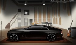 RR Wraith Inspired by British Music