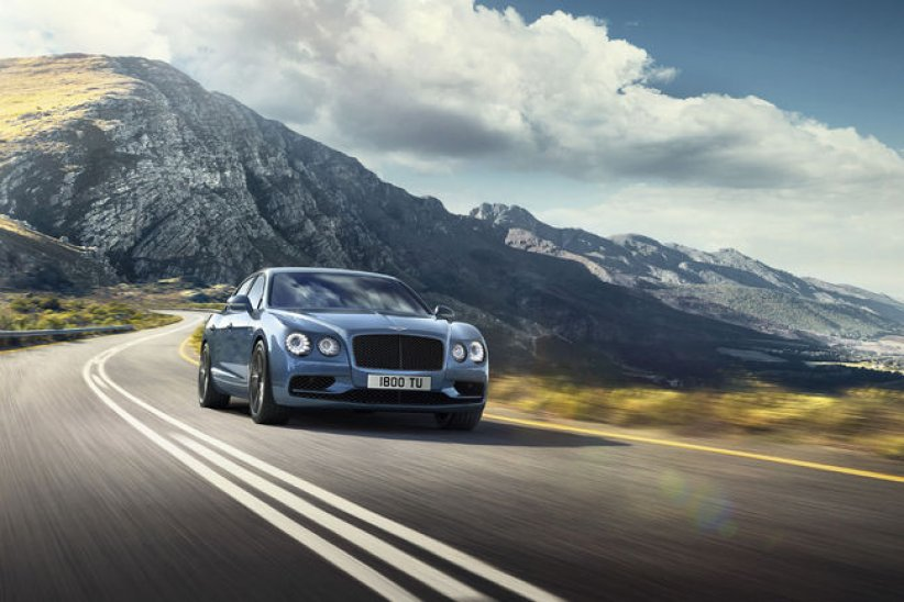 Nouvelle Bentley Flying Spur W12 S