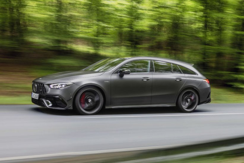 Mercedes-AMG CLA 45 4MATIC+ break