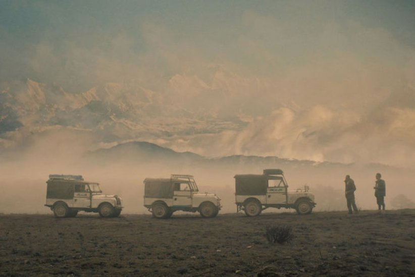 Maneybhanjang : land of Land Rovers