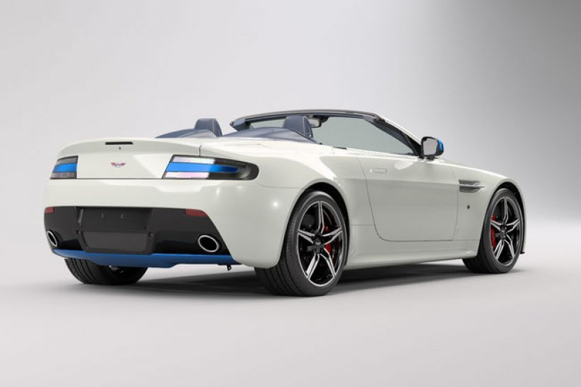 Aston Martin V8 Vantage GB Edition