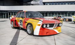 Une Art Car au Art Basel Hong Kong