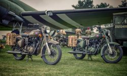 Royal Enfield Classic 500 Pegasus 2018 : hommage à la Flying Flea