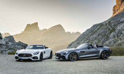 Mercedes-AMG GT et GT C Roadsters