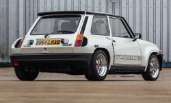 Silverstone Auctions : Renault 5 Turbo 2 1985