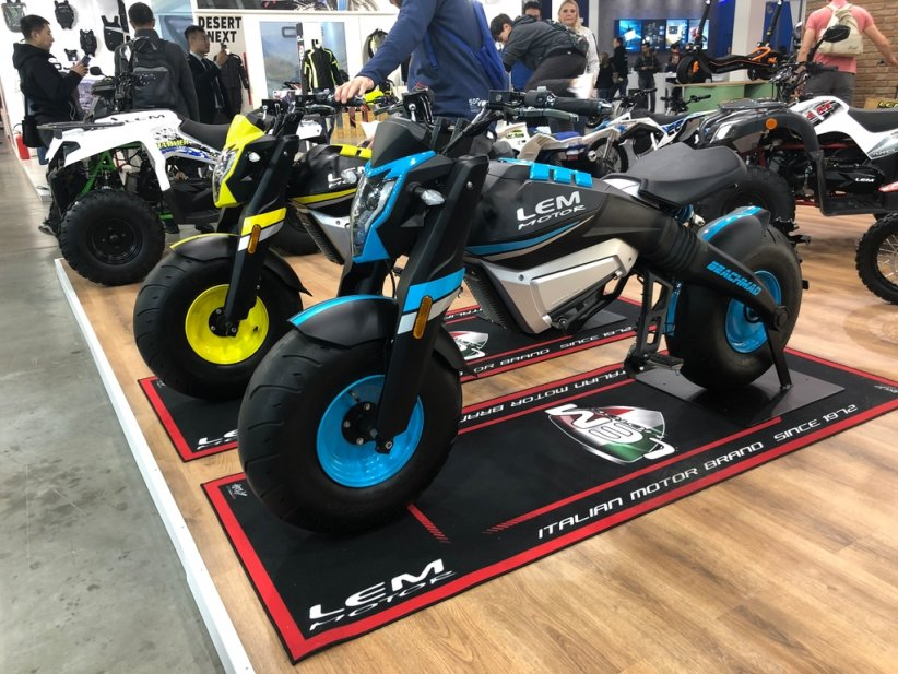 LEM BEACH MAD EICMA 2019