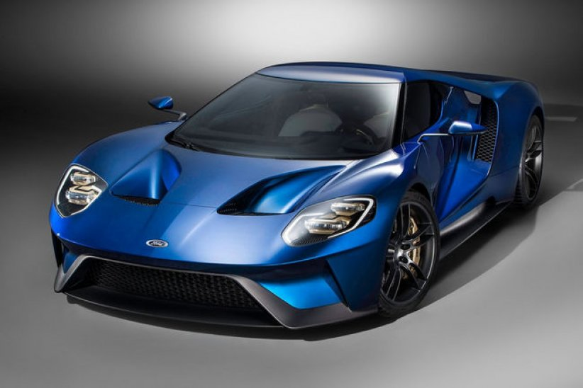 Ford GT : coffret personnalisation