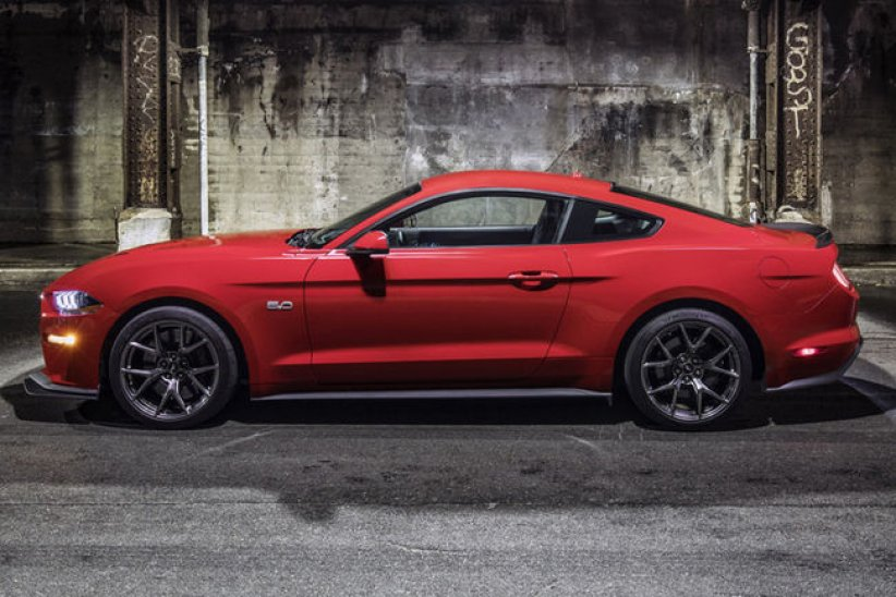 Ford Mustang : Pack Performance 2
