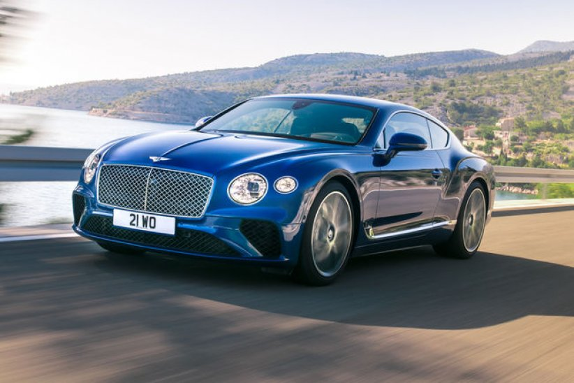 Bentley et l'interface BO BeoSonic