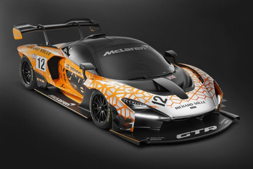 McLaren Senna GTR : déjà sold-out