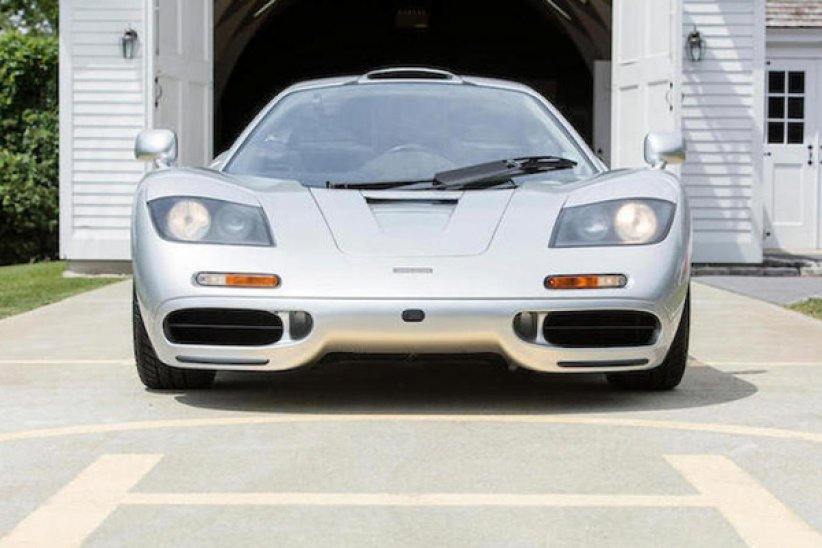 Bonhams : une McLaren F1 à The Quail Lodge