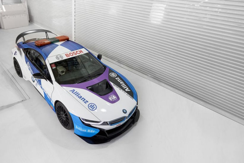 Formula E: BMW i8 Safety Car 2019